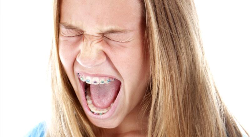Повышенная чувствительность зубов при брекетах